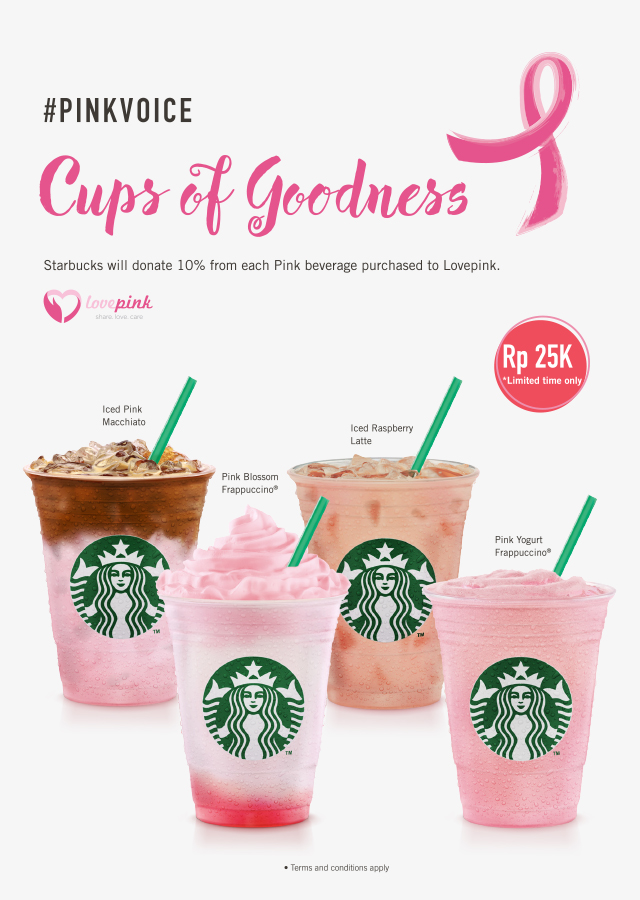 4 specials and fun activities to celebrate pink october indonesia