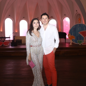 Natasha Vinski and Michal Kreslik