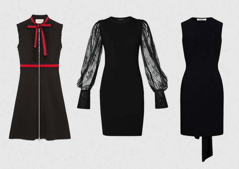 10 Little Black Dresses For Every Women Out There Whyweloveclassics