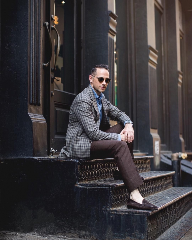 10 Classic Fashion Inspirations For Men To Follow On Instagram