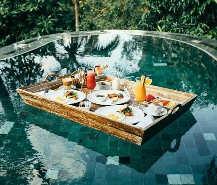 6 Floating Breakfasts That You Should Have While In Bali