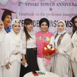 Vinski Tower 2nd Anniversary
