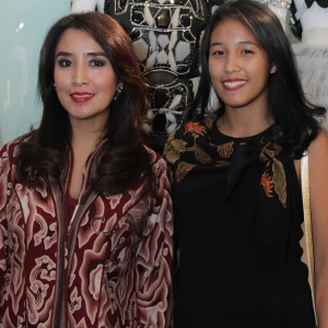 Sendy Yusuf and Alifiya Arkana Paramita