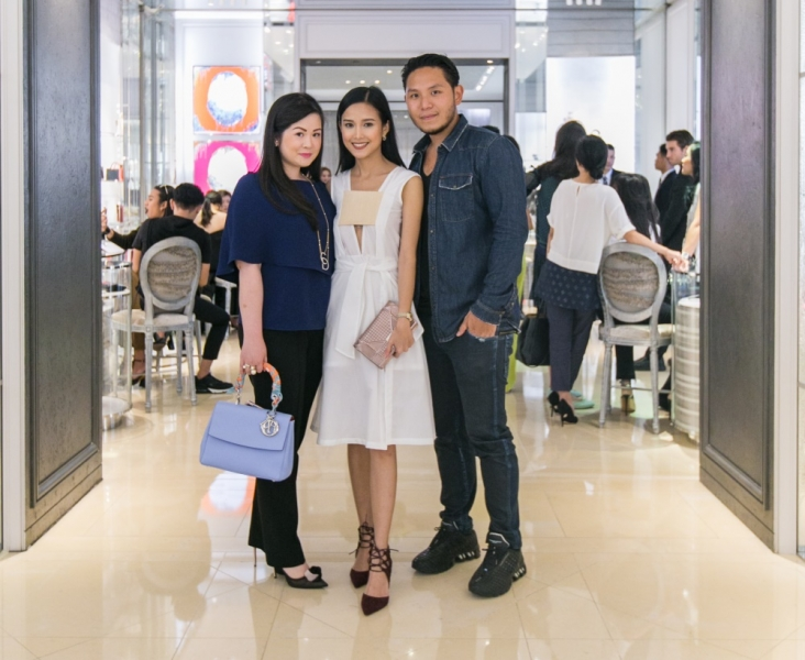 Christian Dior's Holiday Luncheon Party @ Plaza Indonesia