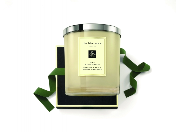 <strong>Jo Malone London: The Pine &amp; Eucalyptus candle</strong>&lt;p&gt;You can always rely on Jo Malone London to master a mood with scent. The Pine &amp;amp; Eucalyptus candle has the quintessential Christmas morning luxuriously wrapped up.&amp;nbsp;&lt;span&gt;Bright and bracing, this is the quintessential Christmas candle. Perfect to decorate your home. And an always-adored gift. Bursting with festive excitement. Candle burn time is 45 hours&lt;/span&gt;&lt;/p&gt;<div>$65.00</div><div></div>