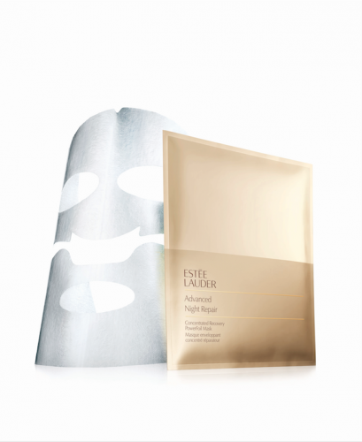<strong>Estée Lauder Advanced Night Repair</strong><p>Est&eacute;e Lauder has devised a nifty facial armour. Advanced Night Repair Concentrated Recovery Powerfoil Mask&nbsp;takes the power of its&nbsp;namesake complex and supercharges it into a night mask that delivers all the goodness 25 times faster. Apply for 10 minutes once a week before bed and say goodnight, beautiful.&nbsp;</p><div></div><div></div>