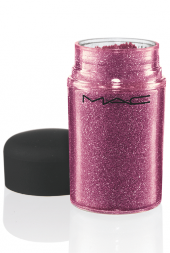 "<strong>Glitter in Pink by MAC</strong><p class=""p1"">The best things in life sparkle: diamonds, divas and disco&nbsp;<span style=""line-height: 2;"">balls. So make like Ke$ha and sprinkle that fairy dust.</span></p><div></div><div></div>"