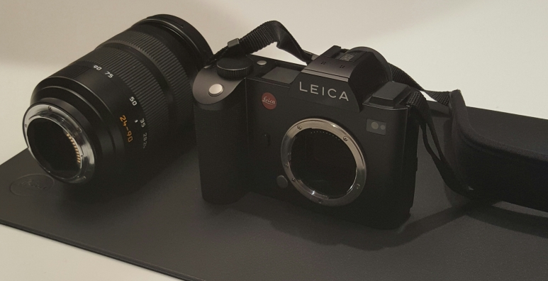 The latest Leica camera
