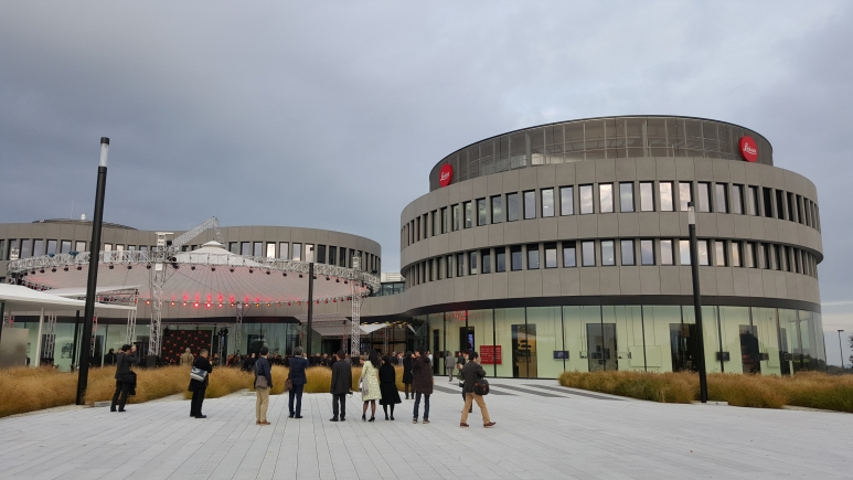 Leitz Park, where the latest Leica camera launched