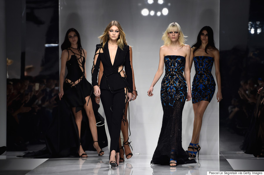 Atelier Versace Haute Couture Spring/Summer 2016 Collection
