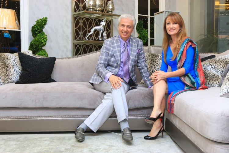 ... Innovation Corporation Michael Amini Announced That He Would Be  Collaborating With Award Winning Actress And Celebrated Artist Jane Seymour  To Co Brand ...