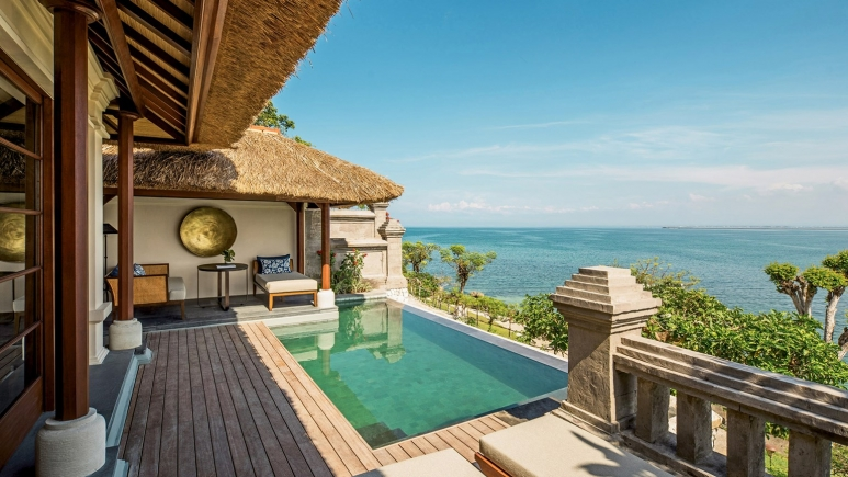 Bali wins big at 2017 forbes travel guide 3 five star for Hotels in bali 5 star luxury