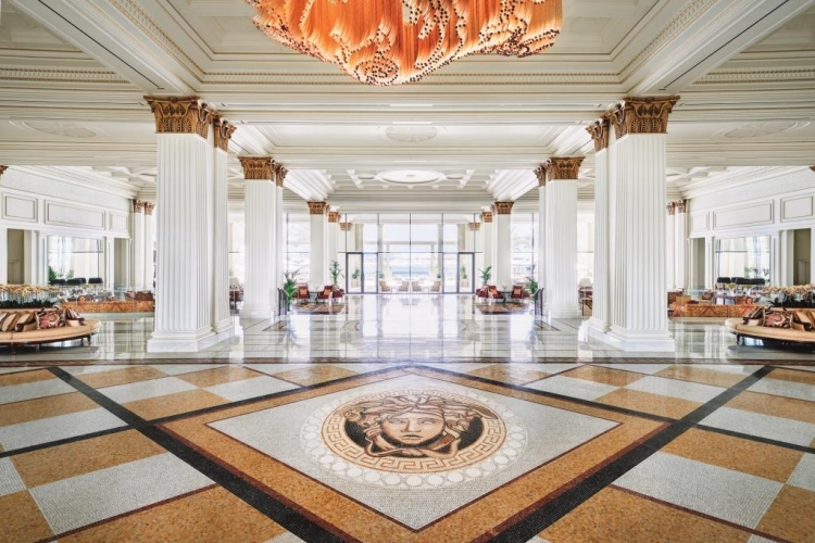 Checking In Inside Palazzo Versace Dubai The Most