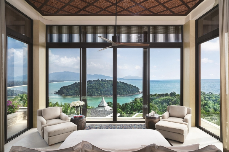 The lush jungle and ocean views as seen from the bedroom.jpg