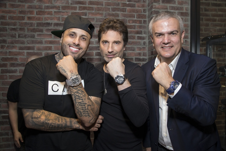 reznicky-jam-richard-orlinski-and-ricardo-at-the-classic-fusion-aerofusion-chronograph-orlinski-launch.jpg