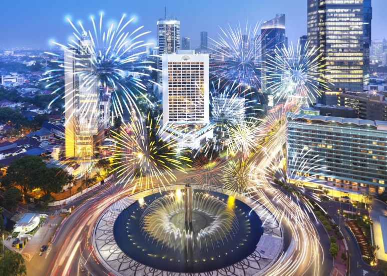 10 New Year S Eve Parties In Jakarta You Definitely Need To Know About Indonesia Tatler