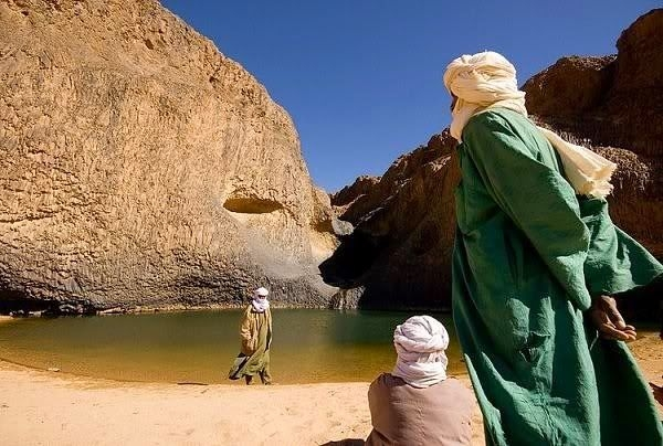 Timia Oasis, located on the Aïr Mountains (northern Niger).jpg