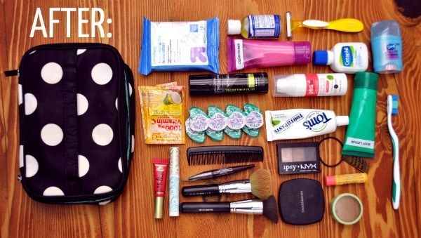 Learn not just how to pack toiletries and makeup for travel, but also how to pack less, and only bring your essential toiletries on your next trip_.jpg