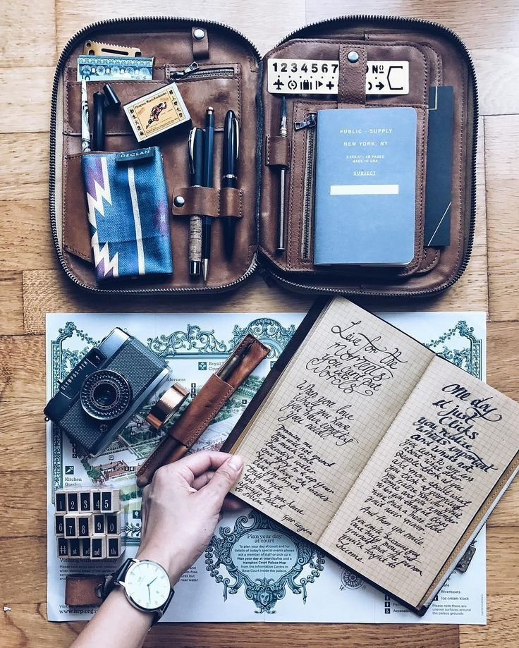 Travel journal pages and scrapbook inspiration - ideas for travel journaling, art journaling, and scrapbooking_.jpg